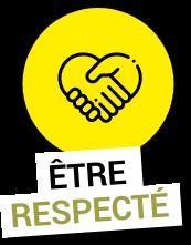 Etre respectes