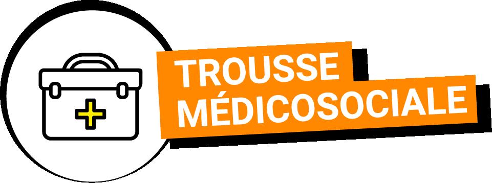 Trousse médicosociale